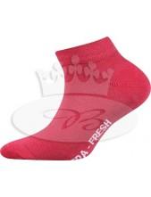 ČENĚK Barevné dětské bavlněné ponožky Mix A Magenta