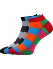 PIKI dámské ponožky Boma Mix 43B