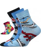 LARIK dětské ponožky Boma , mix B