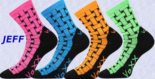JEFF sportovní ponožky VoXX