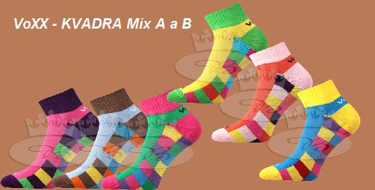 Ponožky VoXX Kvadra