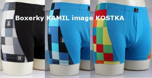 Boxerky Kamil image Kostka