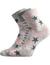 Ponožky Boma IVANA Mix 49 - balení 3 páry