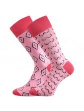 Pánské ponožky Lonka DOBLE Vzor KP - balení 3 stejné páry