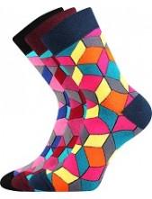 Ponožky Boma - Koskana Mix 06 - balení 3 páry