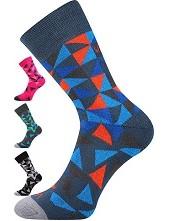 Ponožky VoXX MATRIX I, černá