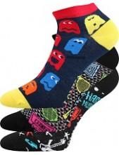 Ponožky Lonka WEEP mix C - balení 3 páry