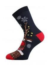 Ponožky Boma RUDY I se sobem