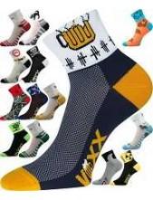 Cyklistické ponožky VoXX RALF X - 23 vzorů!!!