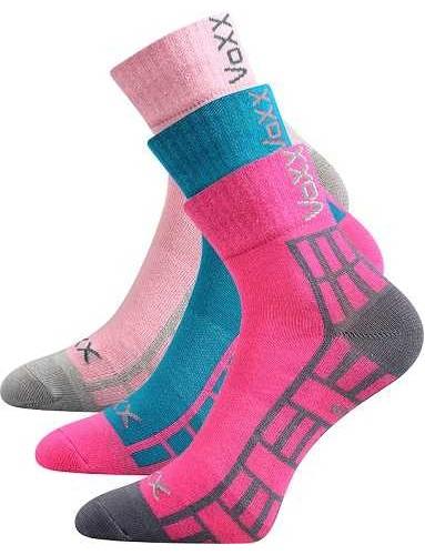 Dětské sportovní ponožky VoXX MAIK, mix A holka