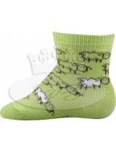 Ponožky Boma Lili Mix B Ovečky