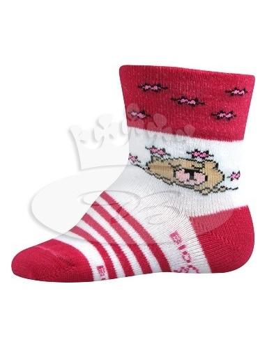 81c34596315 JONÁŠ biobavlna kojenecké ponožky - balení 3 páry - Zdarma domů