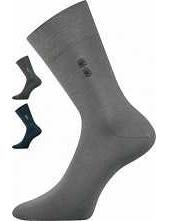 DATON společenské ponožky Lonka - balení 3 páry