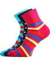 Ponožky Boma JANA 42 - balení 3 páry