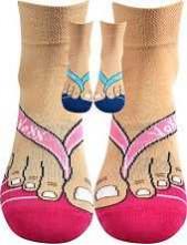 Ponožky VoXX MITCH, plážový vzor