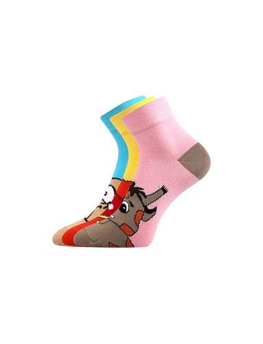 Ponožky Boma JITULKA, mix B