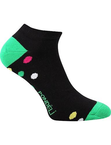 Ponožky dámské Boma PIKI WEEK, Pondělí
