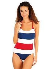 Jednodílné sportovní plavky LITEX 57305