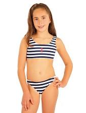 Dívčí plavky kalhotky bokové Litex 57536
