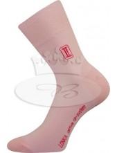Ponožky Lonka Rocky veselé barvy - růžová