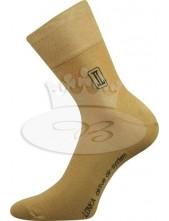 Ponožky Lonka Rocky střídmé barvy - béžová