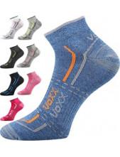 Ponožky VoXX REX 11- balení 3 páry, i nadměrné velikosti