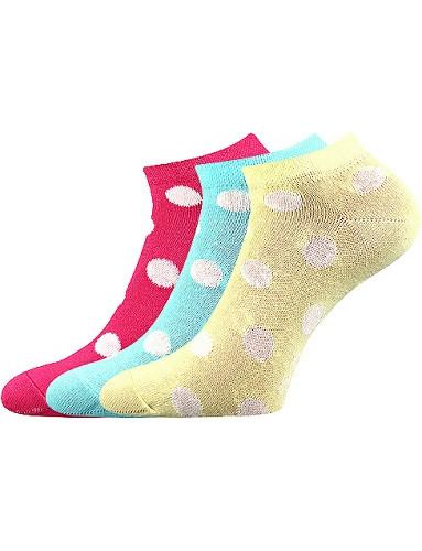 Dámské ponožky Boma Piki 56, mix A