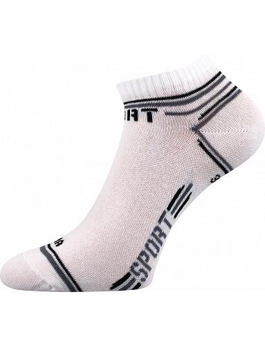 Ponožky Boma Piki 58. bílá