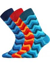 Ponožky Lonka WATT - balení 3 páry