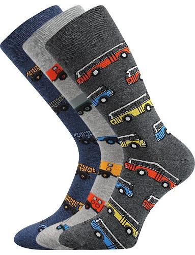 Ponožky Lonka DEPATE mix F