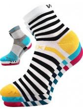 Dámské ponožky VoXX TWIGI - balení 3 páry v barevném mixu