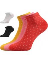 Dámské ponožky VoXX SUSI - balení 3 páry