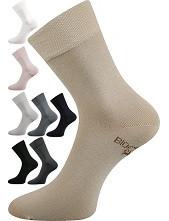 Ponožky Lonka Bioban Uni - bílá