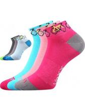 Ponožky VoXX - REX 13 - balení 3 páry v barevném mixu