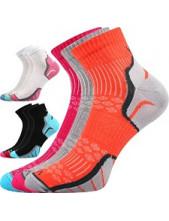 Dámské sportovní ponožky VoXX INKA - balení 3 páry v barevném mixu