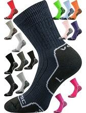 Ponožky VoXX Zenith až do velikosti 54 černá