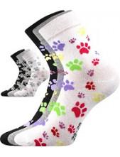 Ponožky Boma Xantipa 50 - balení 3 páry v barevném mixu