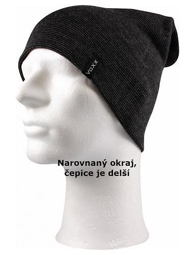 Ohrnovací pánská čepice VoXX BRONCO, černá