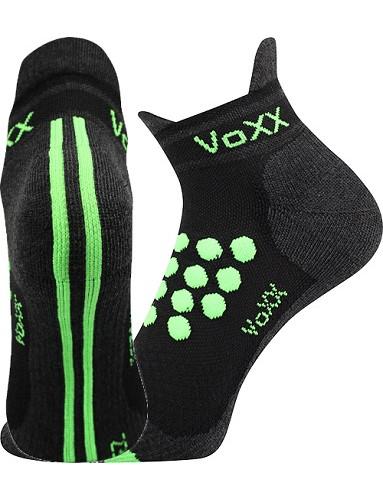 Kompresní ponožky VoXX SPRINTER, černá