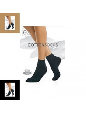 Punčochové ponožky Boma COTTONsocks 60 DEN