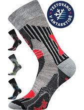 VISION sportovní ponožky VoXX s Merino vlnou