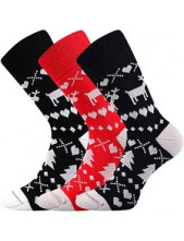 Ponožky VoXX NORD - balení 3 páry v barevném mixu