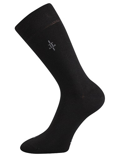 Ponožky Lonka MOPAK, černá