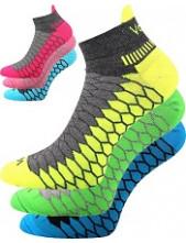 Sportovní ponožky VoXX INTER - balení 3 páry v barevném mixu