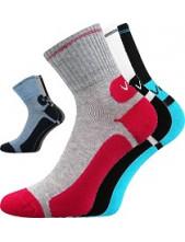 Sportovní ponožky VoXX MARAL 01 - balení 3 páry v barevném mixu