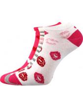 Dámské ponožky Boma Piki 61 - balení 3 různé páry