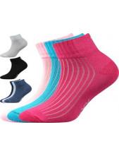 SETRA sportovní dětské ponožky VoXX - balení 3 páry