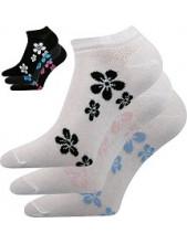Ponožky Boma Piki dámské Mix 18 - balení 3 páry