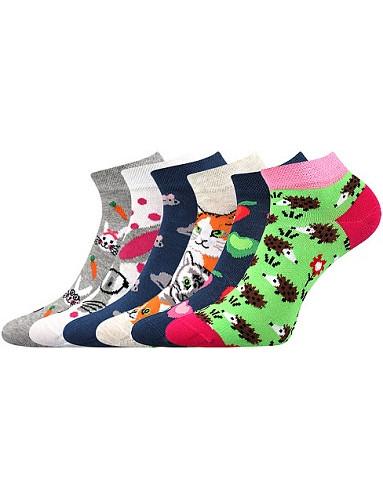 Ponožky Lonka DABL, mix G