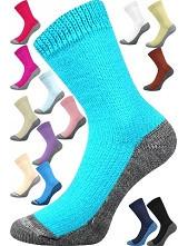 SPACÍ ponožky Boma - veselé barvy